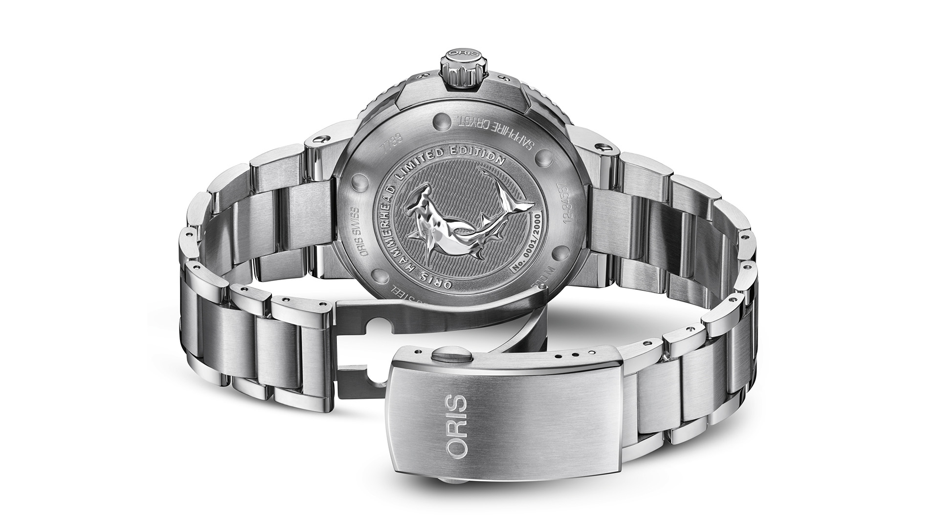 01 747 7715 7754-Set - Oris Force Recon GMT Edition I