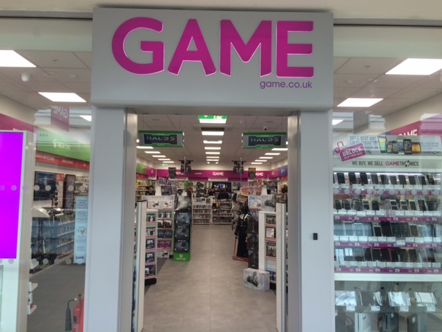 game new store