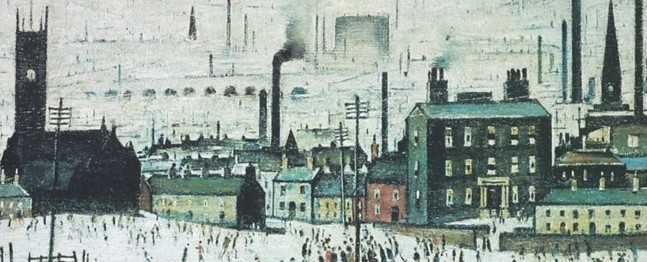 L.S. LOWRY EXHIBITION_Banner