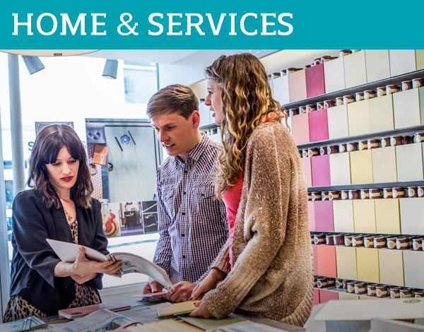 Home & Services in Leamington