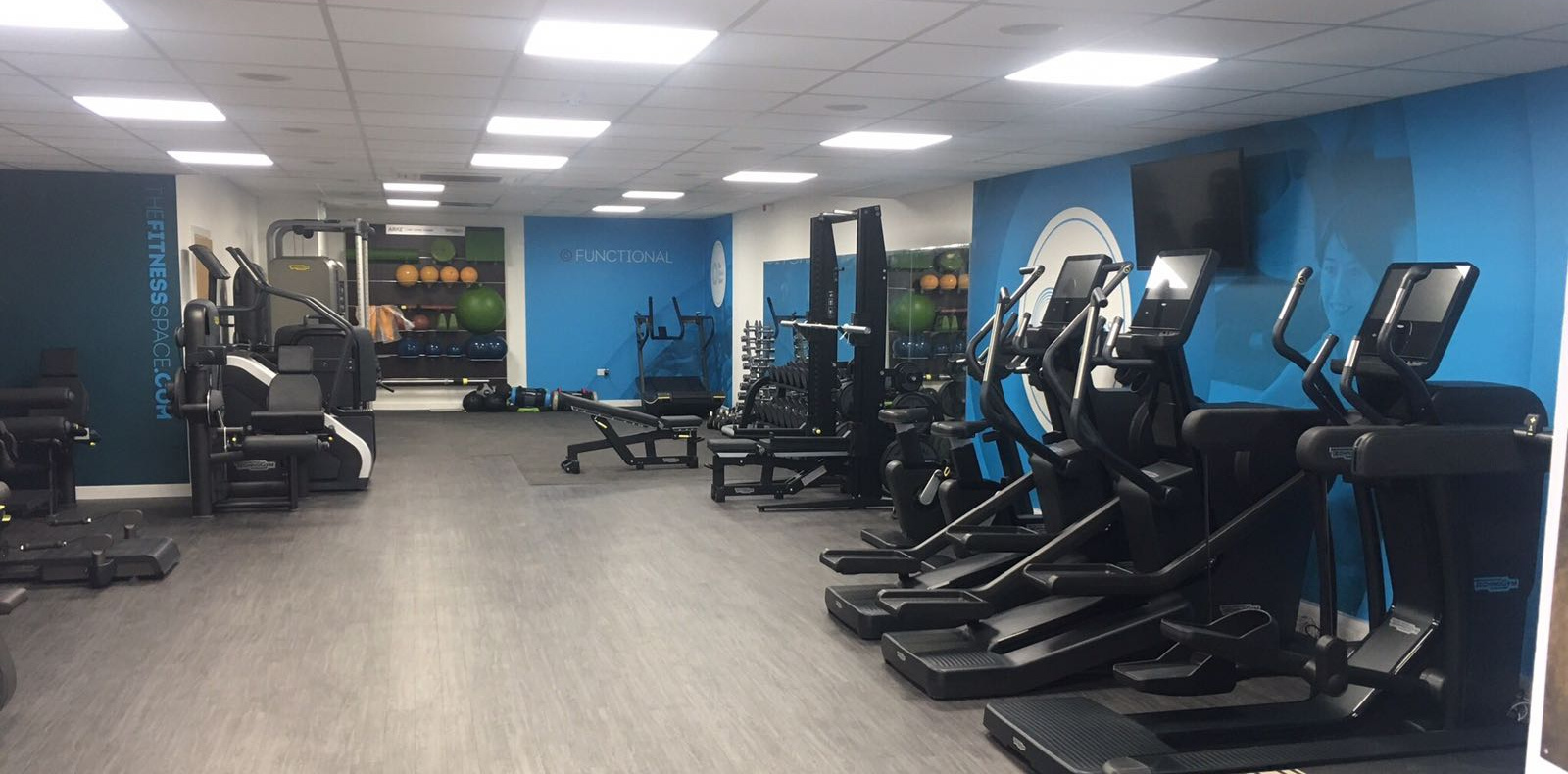Fitness Gyms In Leamington Spa