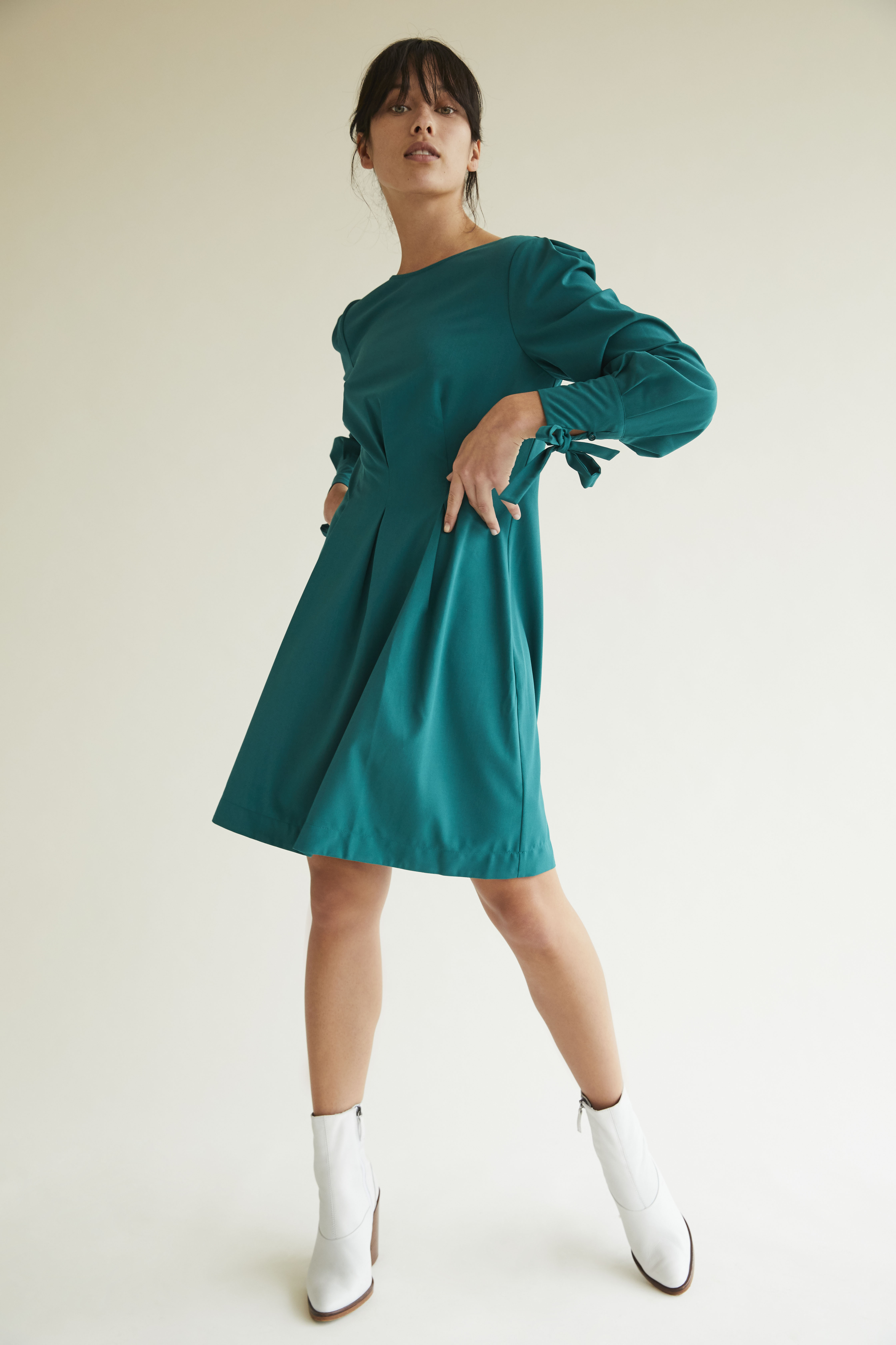 Everything Fit & Flare Dress £65.00 DUE JANUARY (2)